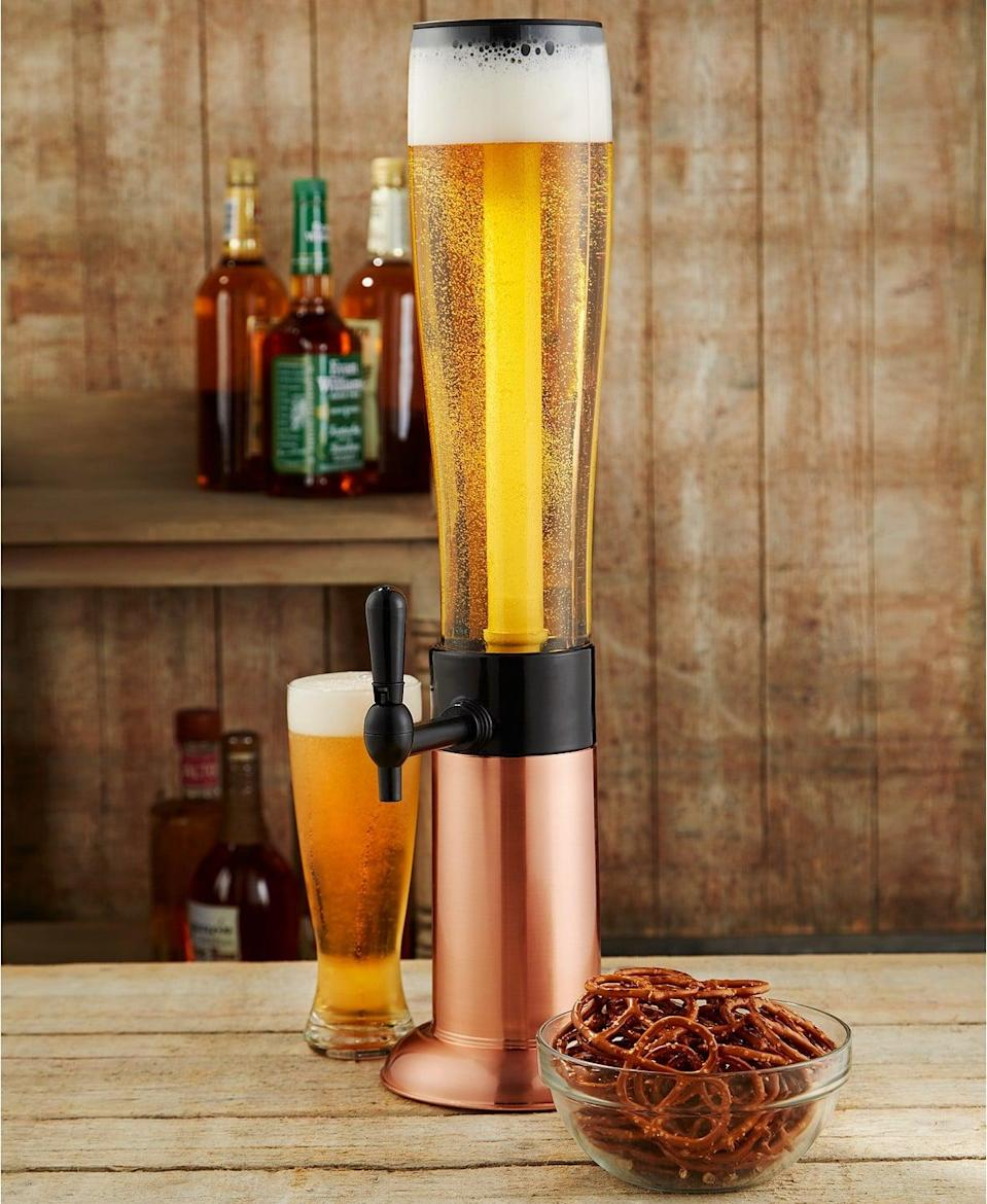 <p>Someone in your life definitely needs this huge <span>Beer Tower</span> ($50, originally $100).</p>