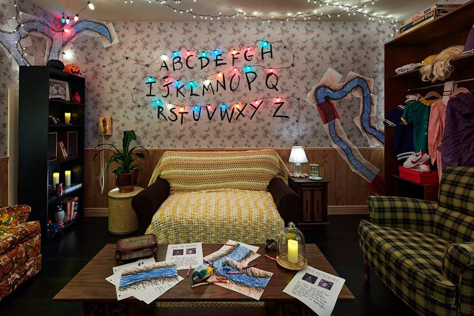 The Stranger Things Halloween Suite at the Graduate Hotels