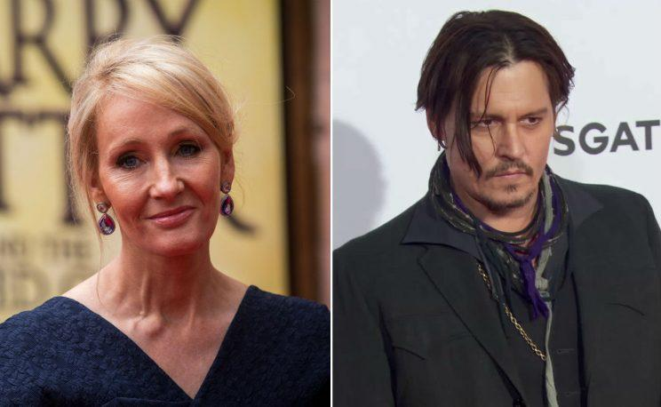 Johnny Depp's role in 'Fantastic Beasts' sequel revealed