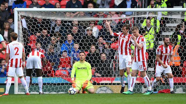 Stoke City's failure to beat West Ham or Burnley now means they must win at high-flying Liverpool, says goalkeeper Jack Butland.