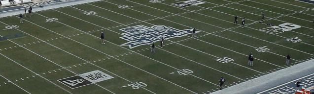The Pinstripe Bowl's field is not great. (Getty Images)