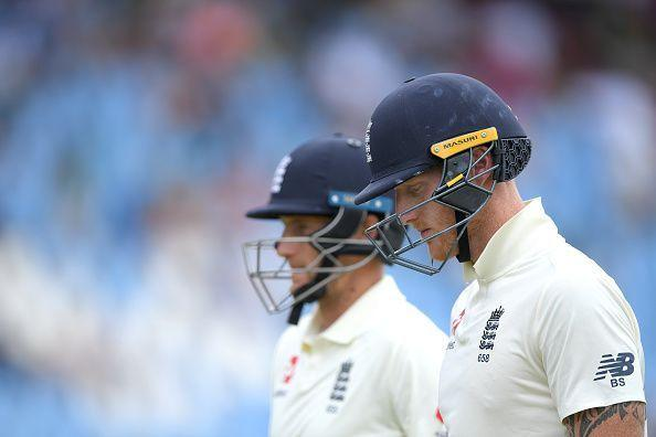 Joe Root(left) and Ben Stokes(right)