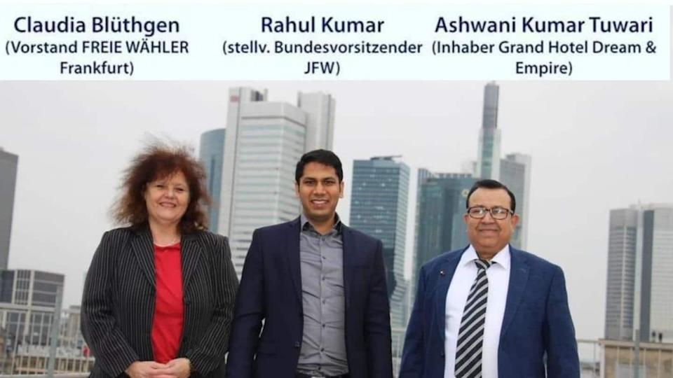 Indians in Germany will make India proud on March 14