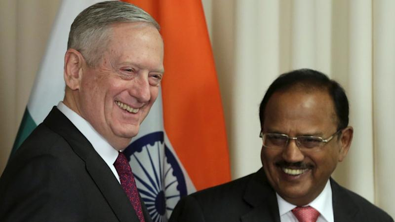 Pakistan, China, Afghanistan Dominated Mattis-Doval Meet: US