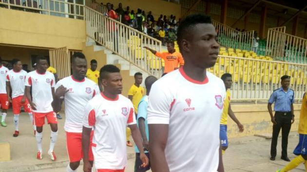 Niger Tornadoes only focused playing, not officiating, says Ikefe