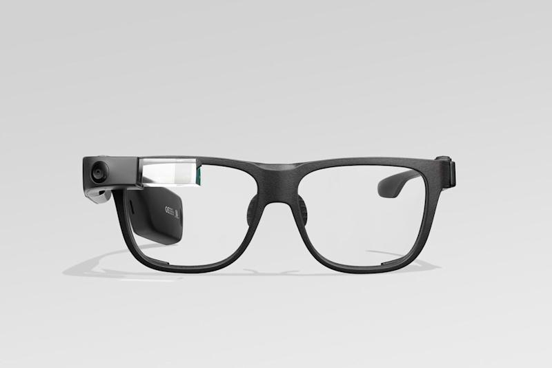 Google partnered with Smith Optics on the new wearable specs (Google)