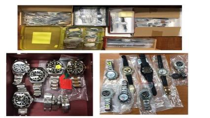 <p>On Thursday (27 September), officers from the Criminal Investigation Department conducted a raid in the vicinity of Bukit Timah, resulting in the arrest.<br />A total of 255 pieces of trademark-infringing goods such as watches and watch accessories were seized in the operation. The police said the estimated street value of the items was more than S$140,000. </p>