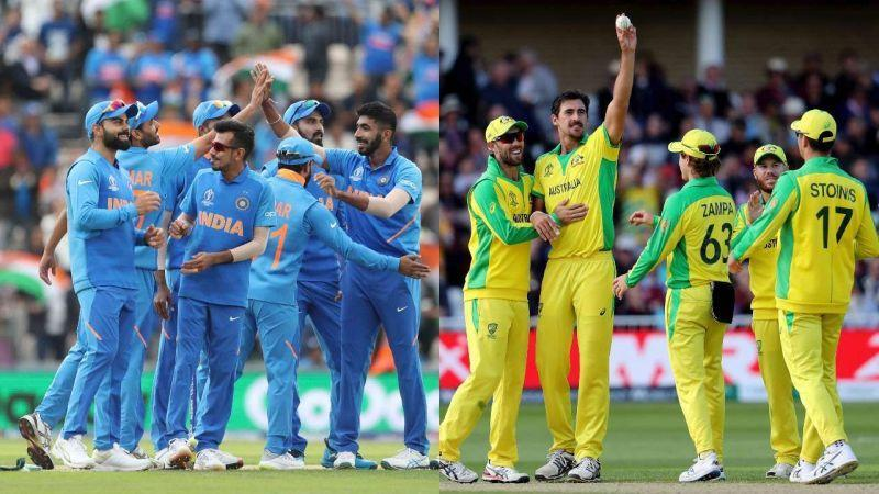India face off against Australia in their first ODI series of the year