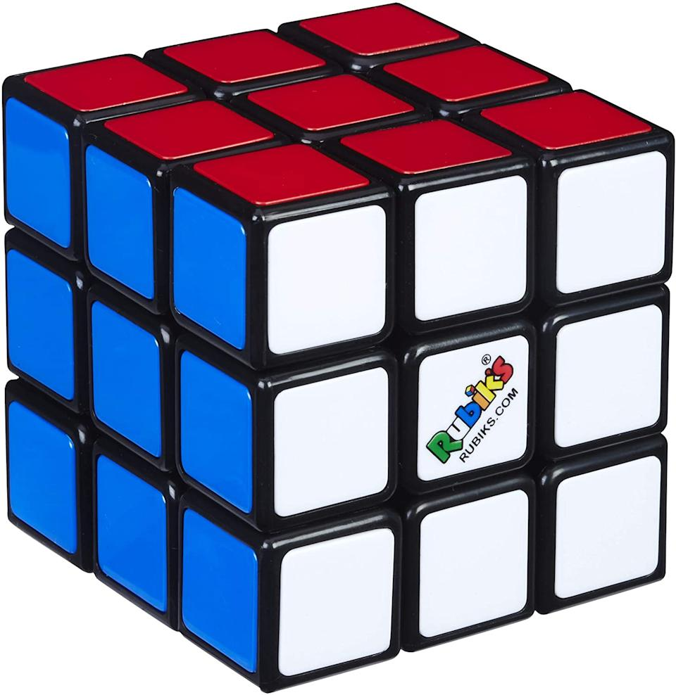 By the time they're done with this, they'll be old enough to understand Cubism. (Photo: Amazon)