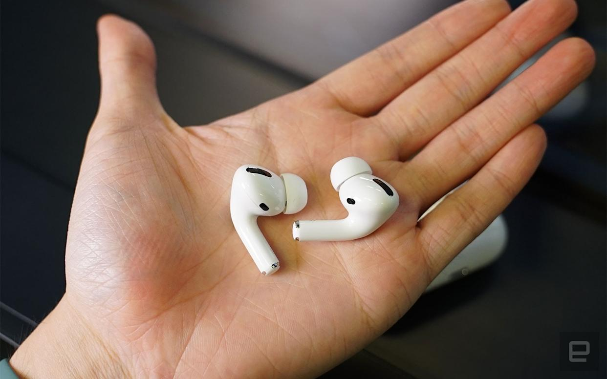 Apple AirPods Pro 評測