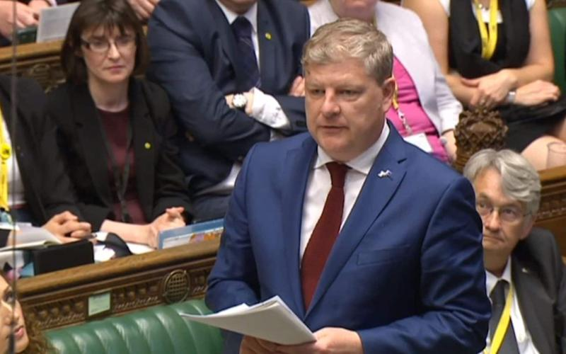 Angus Robertson, the SNP deputy leader