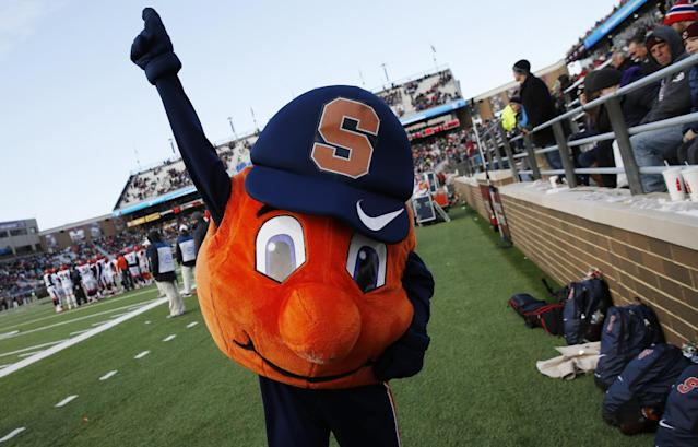 Syracuse has a new AD (Associated Press).