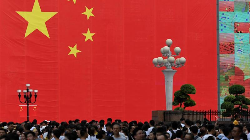 Patriotic Chinese overwhelm Tencent servers in response to national flag social media campaign ahead of PRC anniversary