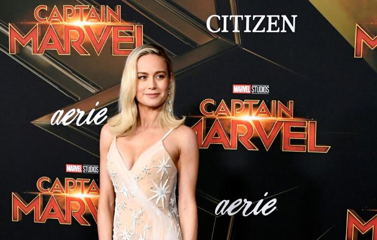 """Despite female-led films such as """"Captain Marvel,"""" the amount of speaking roles for women slightly dropped last year"""