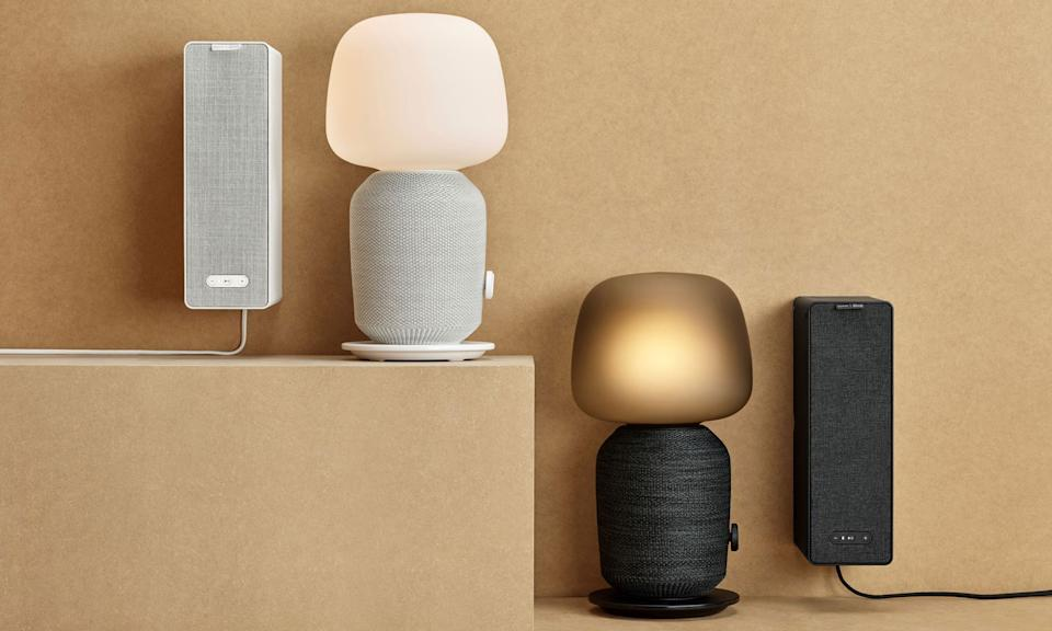 Holiday Gift Guide: IKEA Sonos Symfonisk speaker lamp