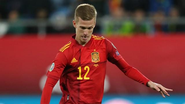 Barcelona have reportedly failed with one bid for Dani Olmo but continue to be linked with the Dinamo Zagreb and Spain winger.