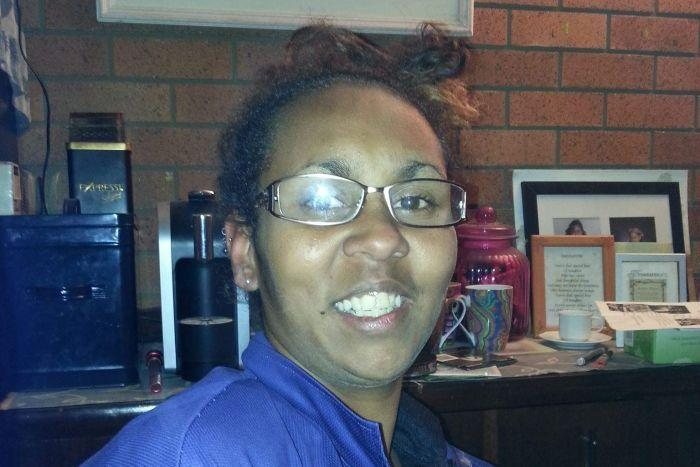 Kardell Lomas has been identified as the woman who was found dead in the boot of a car in Ipswich. Source: Facebook.