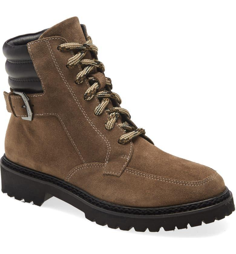 Aquatalia Mayra Weatherproof Lace-Up Boot. Image via Nordstrom.