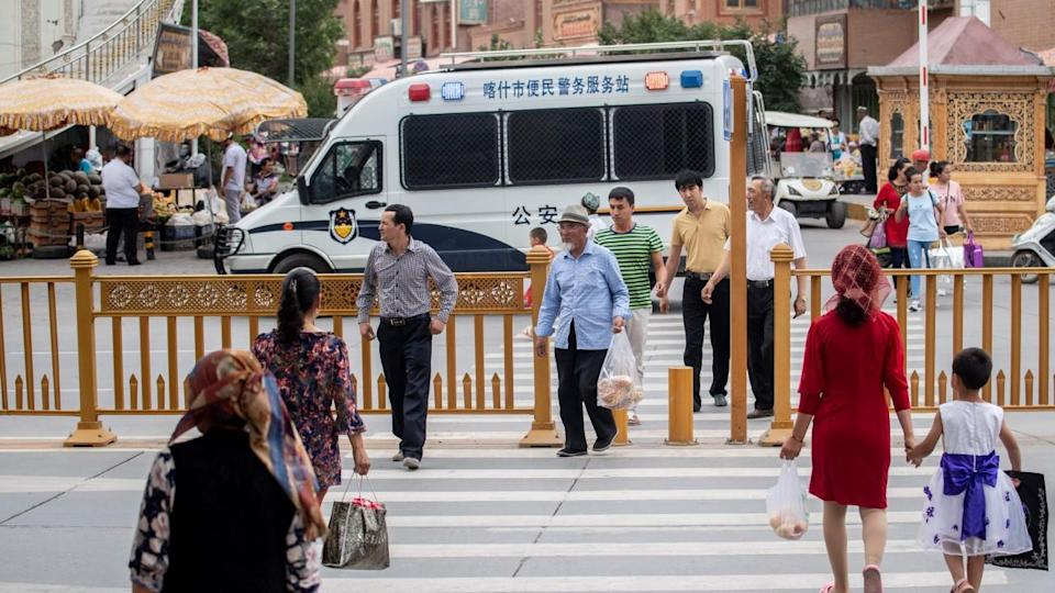 China spending spike on Xinjiang 're-education camps' revealed amid UN scrutiny of rights record