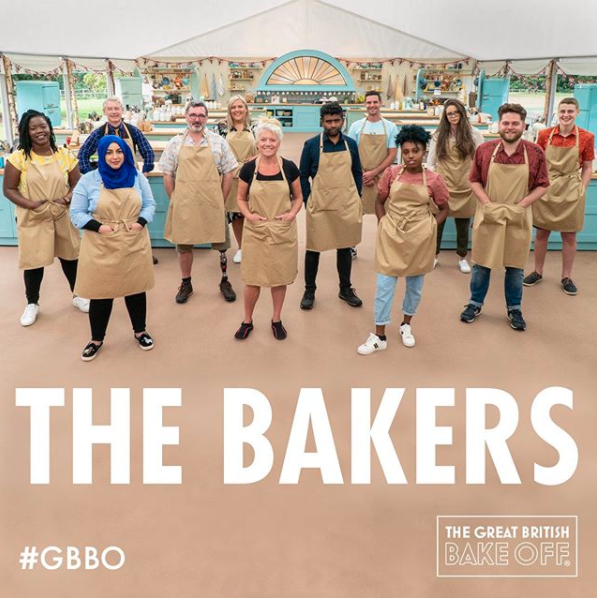 "<p>The time has finally come to introduce you to this year's <a href=""https://www.delish.com/uk/food-news/a30267756/great-british-bake-off-2020-start-date-trailer/"" target=""_blank"">Great British Bake Off</a> contestants! And we have to say, they look like a smashing bunch!</p><p>For a while there, <a href=""https://www.delish.com/uk/food-news/a32051657/the-great-british-bake-off-cancelled/"" target=""_blank"">we weren't even sure we were going to get a Bake Off 2020</a>, so to see this lot all poised and ready to bake in the legendary GBBO tent is wonderful!</p><p>This year, an armoured guard, a pantomime producer and TWO accountants are among the bakers meeting <a href=""https://www.delish.com/uk/food-news/a30850405/matt-lucas-sandi-toksvig-great-british-bake-off-replacement/"" target=""_blank"">new host Matt Lucas</a> for the first time, and hoping to get the very first <a href=""https://www.delish.com/uk/food-news/a33479859/bake-off-paul-hollywood-handshake/"" target=""_blank"">Paul Hollywood socially distanced wave of approval.</a> So, let's the meet them, shall we?</p>"