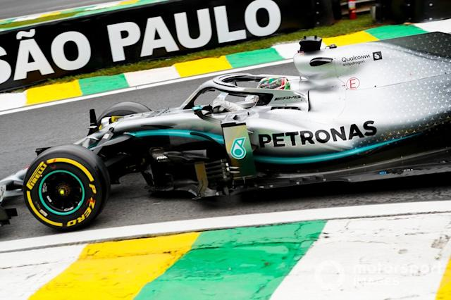 "Lewis Hamilton, Mercedes AMG F1 W10 <span class=""copyright"">Steven Tee / Motorsport Images</span>"
