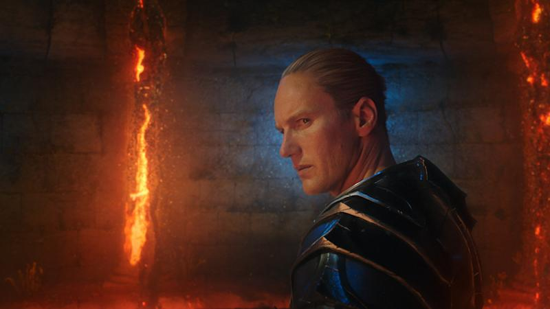 Patrick Wilson as Ocean Master in Aquaman (Credit: Warner Bros)