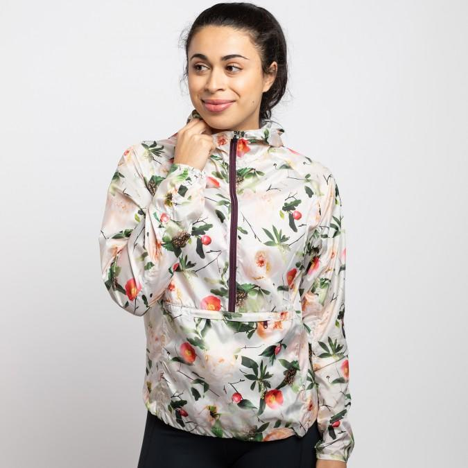 """<p><strong>Oiselle</strong></p><p>oiselle.com</p><p><strong>$98.00</strong></p><p><a href=""""https://www.oiselle.com/shop/outerwear/april-showers-anorak"""" target=""""_blank"""">Buy Now</a></p><p>This loose-fitting hooded windbreaker blocks out the drizzle while you're running, or just serves as a lightweight, stylish jacket for casual wear. The whole thing packs down into a chest pocket so you can carry it in one hand or toss it in a bag when the skies clear.</p>"""