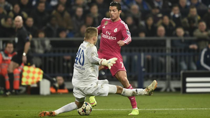 Ronaldo the best in the world and very special to play against - Wellenreuther