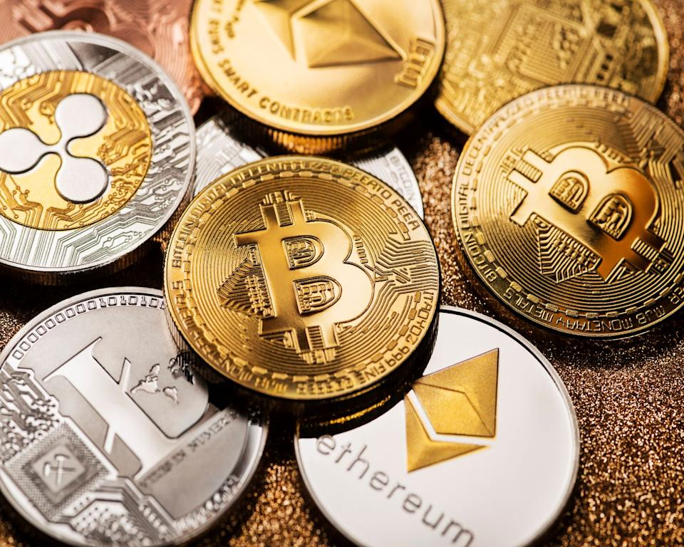 Everything you need to know about bitcoin in 2021. Source: Getty