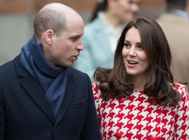 The Duke and Duchess of Cambridge will announce the birth of their third child on a website dedicated to the royal baby.