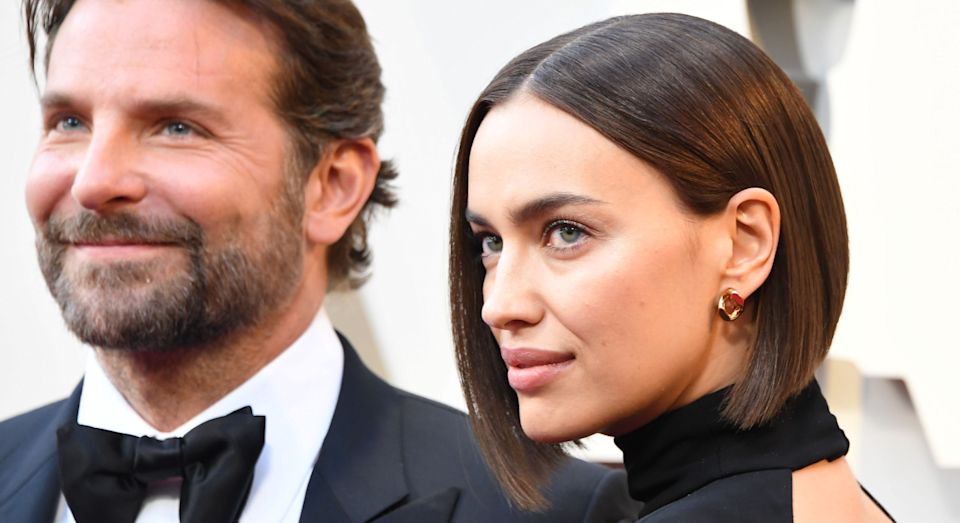"""Irina Shayk posted on Instagram for the first time since her and Bradley Cooper """"split"""". [Photo: Getty]"""