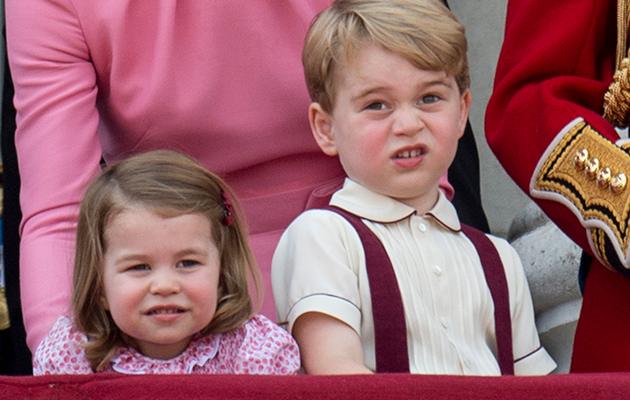 Prince George and Princess Charlotte are reportedly getting a new 'super-nanny'. Photo: Getty