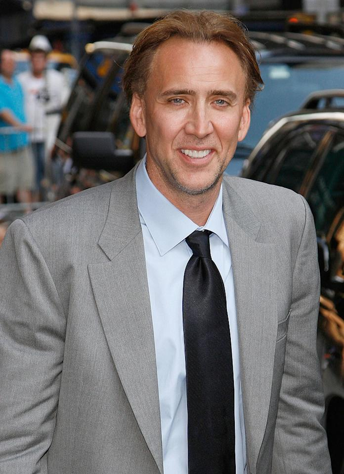 "7. <a href=""http://movies.yahoo.com/movie/contributor/1800018581"">NICOLAS CAGE</a>   DEFINING MOMENTS THIS YEAR: Sported yet another weird hairdo in <a href=""http://movies.yahoo.com/movie/1809761612/info"">Bangkok Dangerous</a>. Began filming a remake of <a href=""http://movies.yahoo.com/movie/1810039830/info"">Bad Lieutenant</a> directed by <a href=""http://movies.yahoo.com/movie/contributor/1800014268"">Werner Herzog</a>.    RECENT MOVIES: <a href=""http://movies.yahoo.com/movie/1809761612/info"">Bangkok Dangerous</a>  UPCOMING MOVIES: <a href=""http://movies.yahoo.com/movie/1808461950/info"">Astro Boy</a>, <a href=""http://movies.yahoo.com/movie/1810039830/info"">Bad Lieutenant</a>"