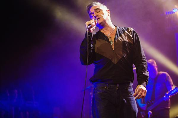 Morrissey Postpones South American Tour Over Food Poisoning