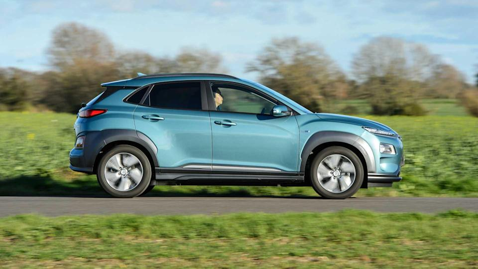 Hyundai Kona Electric in the UK