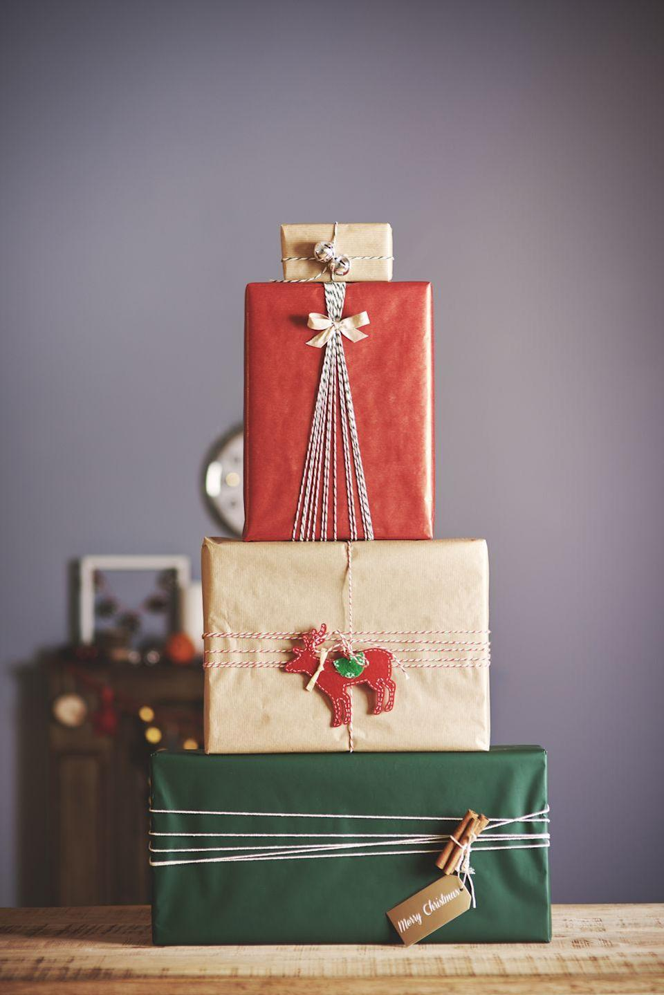 """<p>White elephant exchanges always lead to an evening filled with laughter. Be sure to invite a group of at least six or more people and set a cap for how much each present should cost, so no one is going over their budget. Need some affordable gift ideas? We have just what you need with <a href=""""https://www.countryliving.com/shopping/gifts/g2077/christmas-presents/"""" rel=""""nofollow noopener"""" target=""""_blank"""" data-ylk=""""slk:our favorite Christmas presents that cost $50 or less"""" class=""""link rapid-noclick-resp"""">our favorite Christmas presents that cost $50 or less</a>.</p>"""