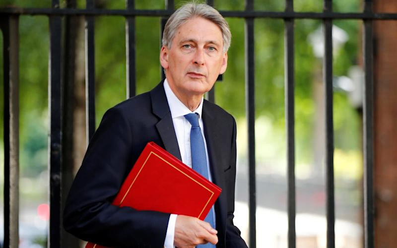Philip Hammond will deliver the Budget next week and is expected to further erode tax reliefs for higher earners - REUTERS