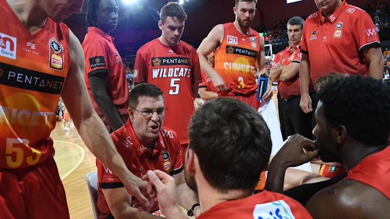 NBL TAIPANS WILDCATS