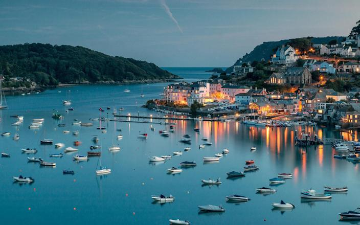 Devon bookings are booming - Getty
