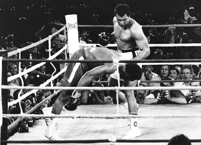 Recalling the night when Muhammad Ali KO'd 'a Belgian' to win the world title