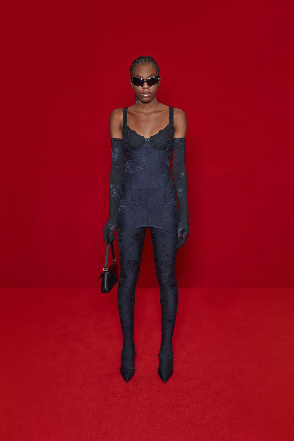 """<p>When it came to thinking outside the box for a catwalk show, Balenciaga certainly was ahead of the rest this season. The house surprised guests with a special 10-minute episode of The Simpsons which saw Marge, Homer and the rest travel to Paris Fashion Week to walk in the Balenciaga show. The spectacle saw Balenciaga and Demna Gvasalia poke fun at itself and the fashion industry as a whole – and was an undisputed success on social media.</p><p><a href=""""https://www.balenciaga.com/en-gb/the-simpsons-episode"""" rel=""""nofollow noopener"""" target=""""_blank"""" data-ylk=""""slk:You can watch the episode here."""" class=""""link rapid-noclick-resp"""">You can watch the episode here.</a></p>"""