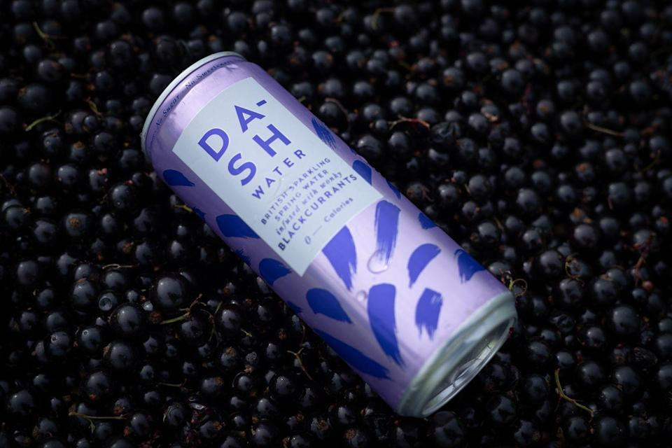 "<p>Made with fresh spring water infused with British blackcurrants, this fizzy, fruity drink is on a mission to fight food waste. By making use of whole, misshapen blackcurrants deemed too wonky for the shelves, Dash is preventing fruit and veg going to waste and it's doing it with a delicious spark too. A natural lift with zero added sugars or fake flavours, its sparkling infused waters are a delicious, non-alcoholic way to quench your thirst this Valentine's Day. </p><p>£14.99 for 12, <a href=""https://dash-water.com/collections/shop"" rel=""nofollow noopener"" target=""_blank"" data-ylk=""slk:Dash Water"" class=""link rapid-noclick-resp"">Dash Water</a>.</p>"