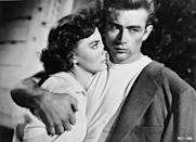 <p>Wood proved her talents at the age of 16, when she starred in her first mature movie role as Judy in <em>Rebel Without a Cause, </em>alongside James Dean. The actress was nominated for her first Academy Award for Best Supporting Actress for the performance.</p>