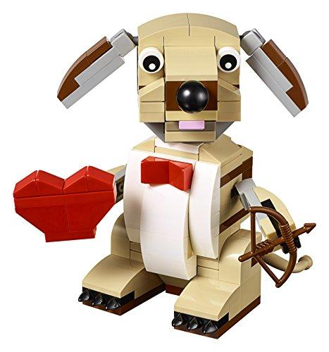 LEGO Bricks & More Valentines Cupid Dog