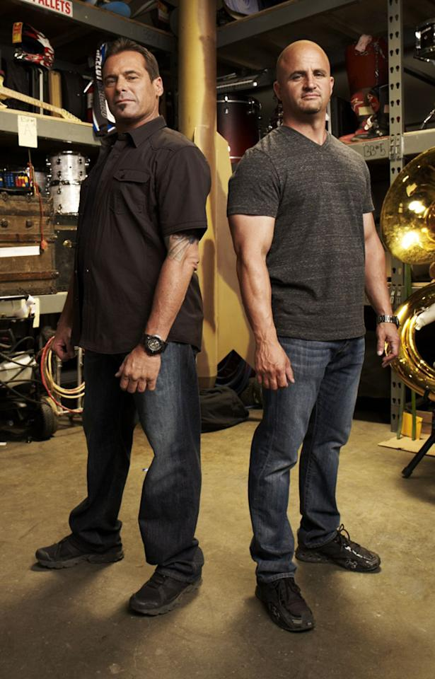 "<p><b>Barter Kings</b> (Tuesday, 6/12 on A&E)<br><br>Seems a little like ""American Pickers,"" where the guys find some random articles they want and try to get the best price. But here, instead of just focusing on resale, these guys take their product and trade up until they get something really cool for which they could make real cash. Glad it's premiering before Father's Day, because our dads are going to love this show.</p>"