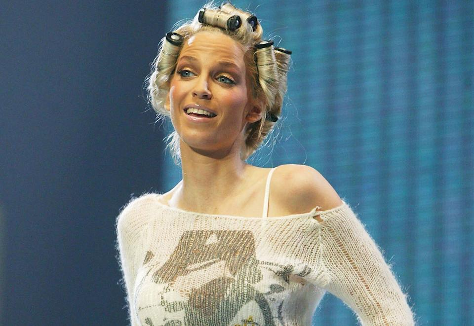 Sarah Harding was loved for her 'ordinariness' Pete Waterman has said. (Getty Images)