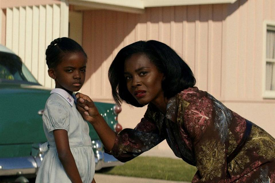 <p>Is Amazon trying to cash in on Jordan Peele's success? New series 'Them' feels rather similar to the director's 2019 blockbuster 'Us'</p> (Amazon Prime Video)