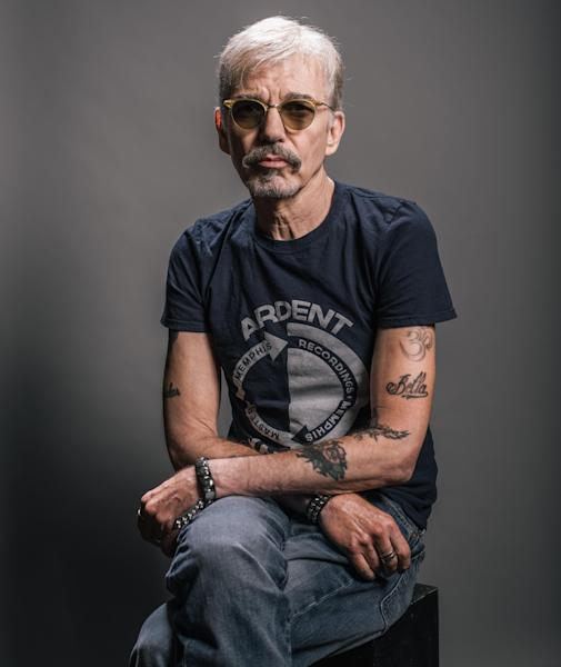 "In this Oct. 3, 2016 photo, actor Billy Bob Thornton poses for a portrait while promoting his upcoming Amazon series ""Goliath"" at The London hotel in Los Angeles. Thornton stars with William Hurt as former law-firm partners on the opposite sides of a major trial. (Photo by Casey Curry/Invision/AP)"