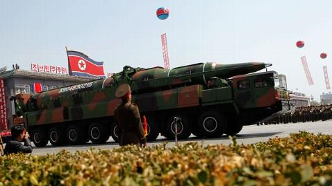 ap north korea missile lpl 130404 wblog North Korea Moves Missile, Could Be Preparing a Test