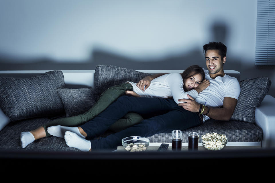 The poster shared that she loves movies and especially loves her Thursday movie nights, but her boyfriend insists on spoiling them every time. Photo: Getty